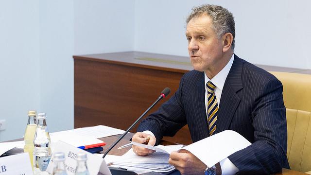 Скончался прошлый брянский президент Удмуртии Александр Волков