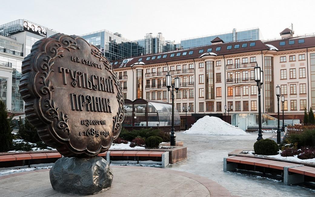 Новый бренд «Тула – мастерская России» станет визитной карточкой РФ