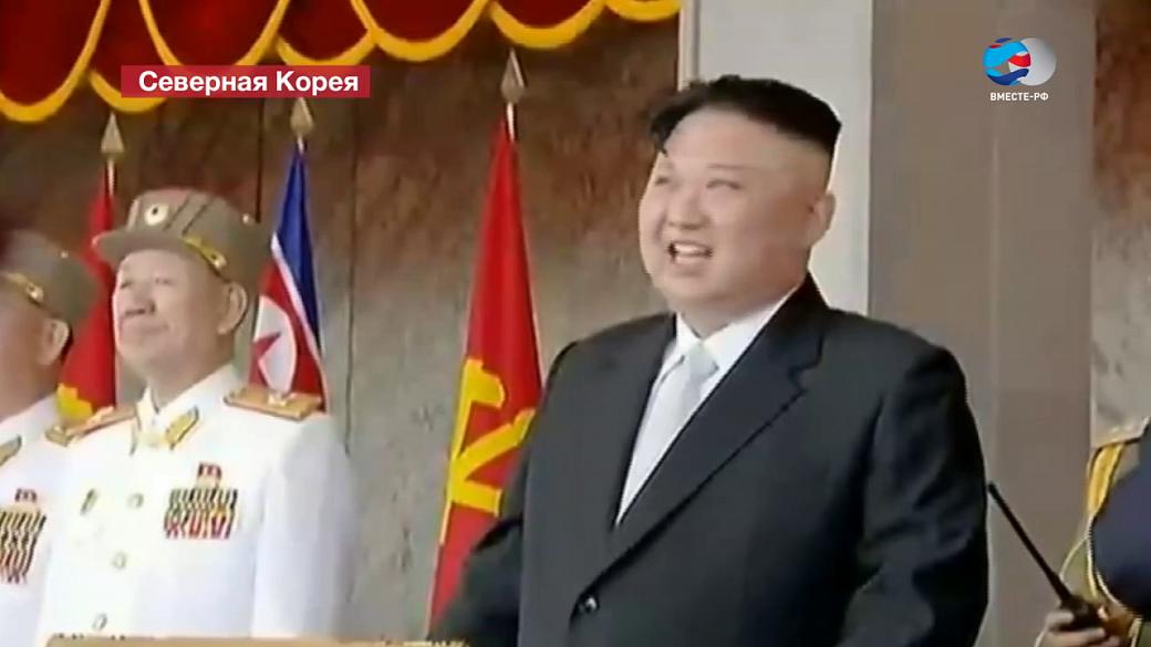 КНДР провалила тестирования баллистической ракеты