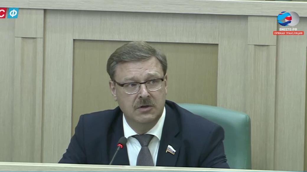 Матвиенко: Российская Федерация ответит наснос советских монументов вПольше