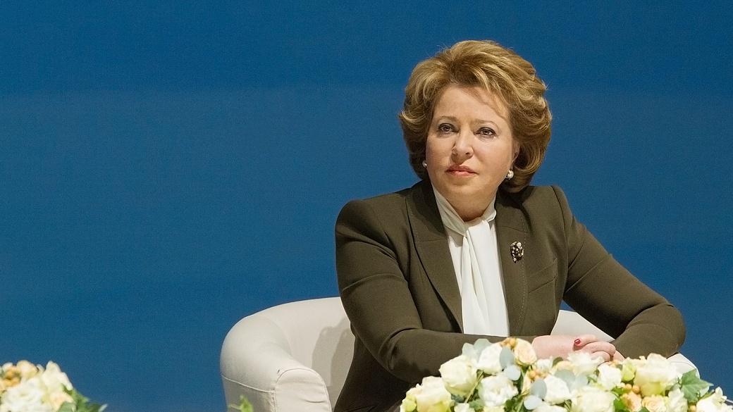 Сенаторы обсудят возможность выдачи части средств маткапитала наруки— Матвиенко