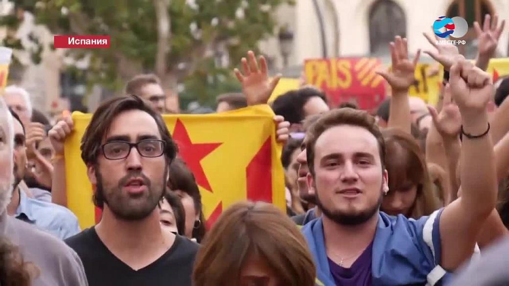 Начало готовиться котделению отИспании руководство Каталонии